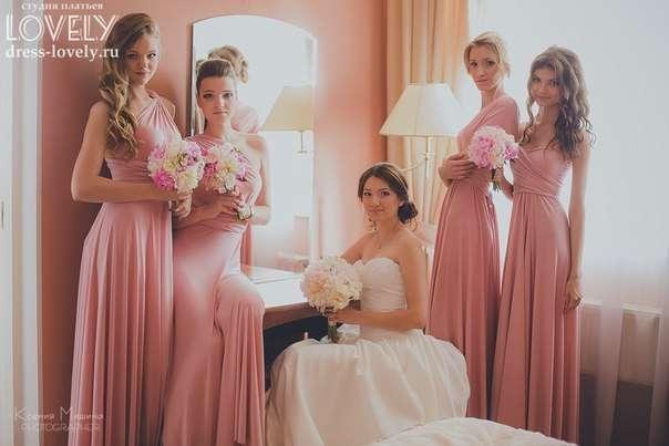 Фото 4077907 в коллекции Подружки невесты - Платья для подружек невесты LeQ