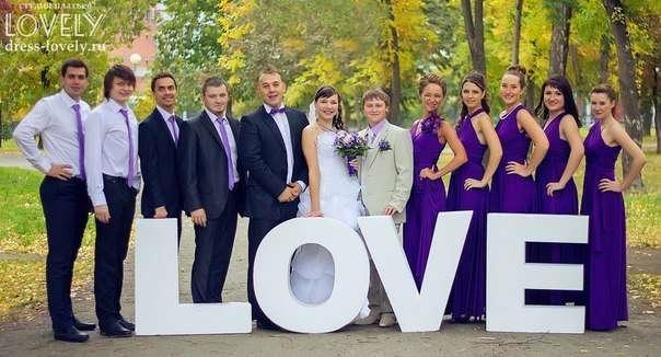 Фото 4077911 в коллекции Подружки невесты - Платья для подружек невесты LeQ
