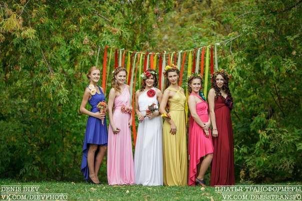 Фото 4078177 в коллекции Подружки невесты - Платья для подружек невесты LeQ