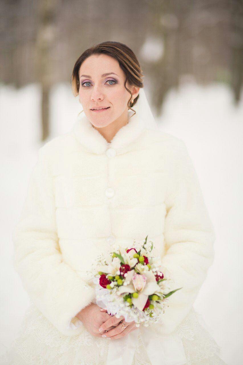Прическа и макияж для невесты Анны - фото 7058228 Стилист Тимошенко Екатерина