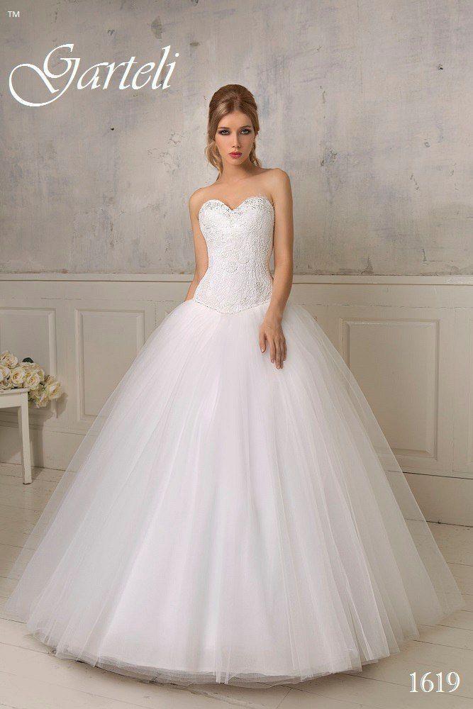 Свадебное платье, арт. 1619
