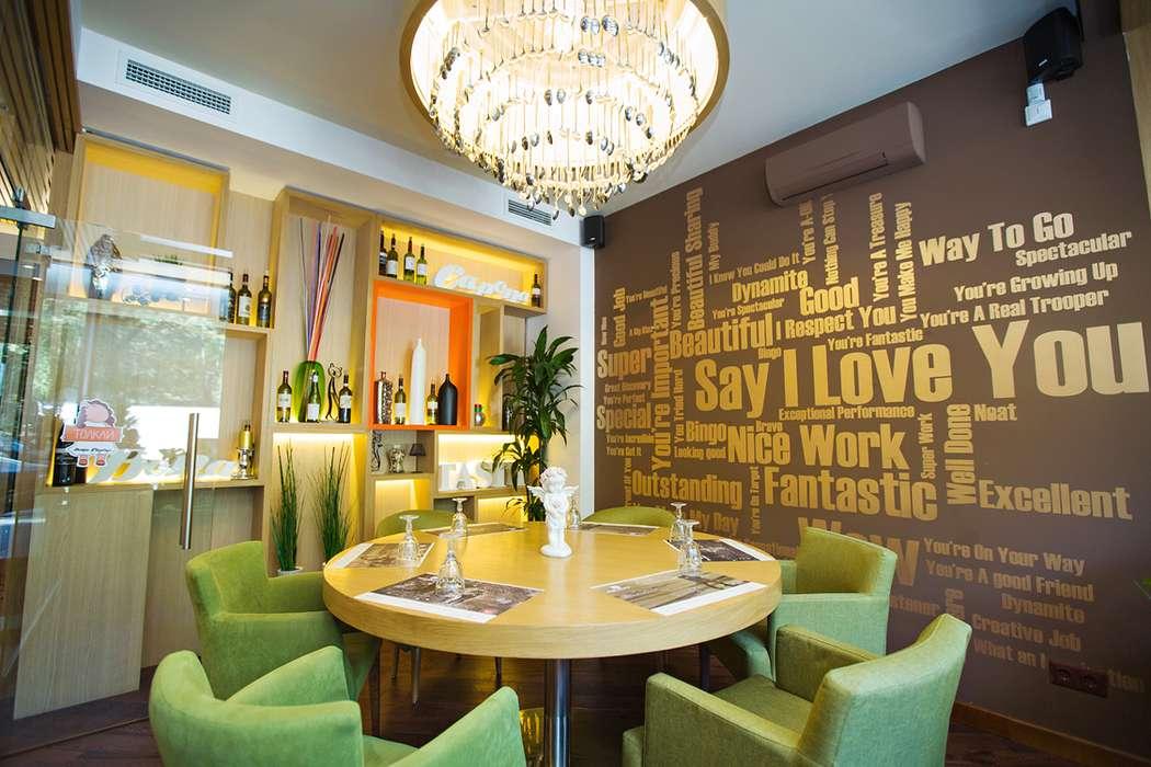 Уютные итальянские рестораны с дизайном в теплых тонах - фото 4095783 Bona Capona - ресторан