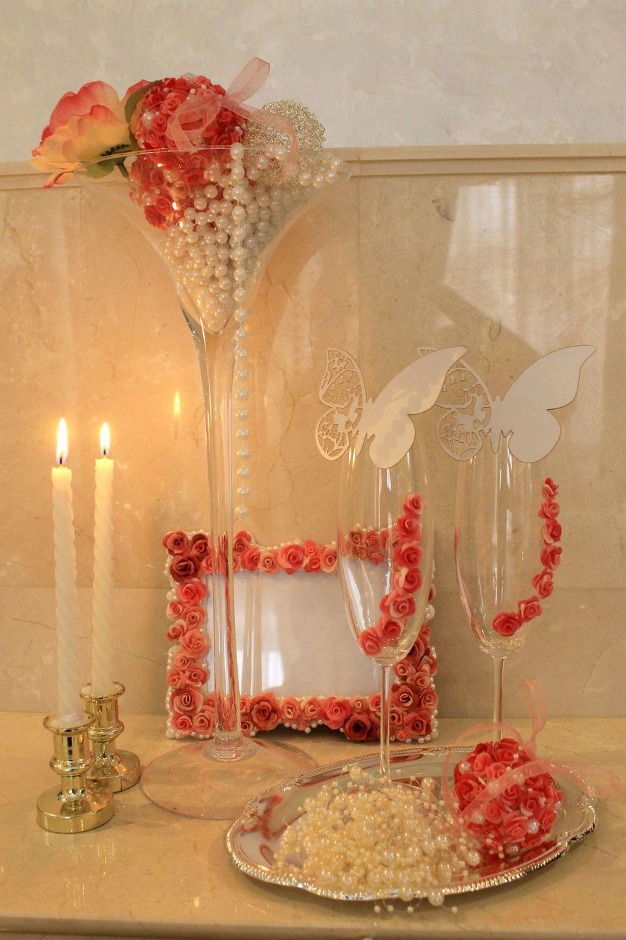 Фото 4098267 в коллекции Свадебная коллекция - Звездный блюз - студия свадебного декора