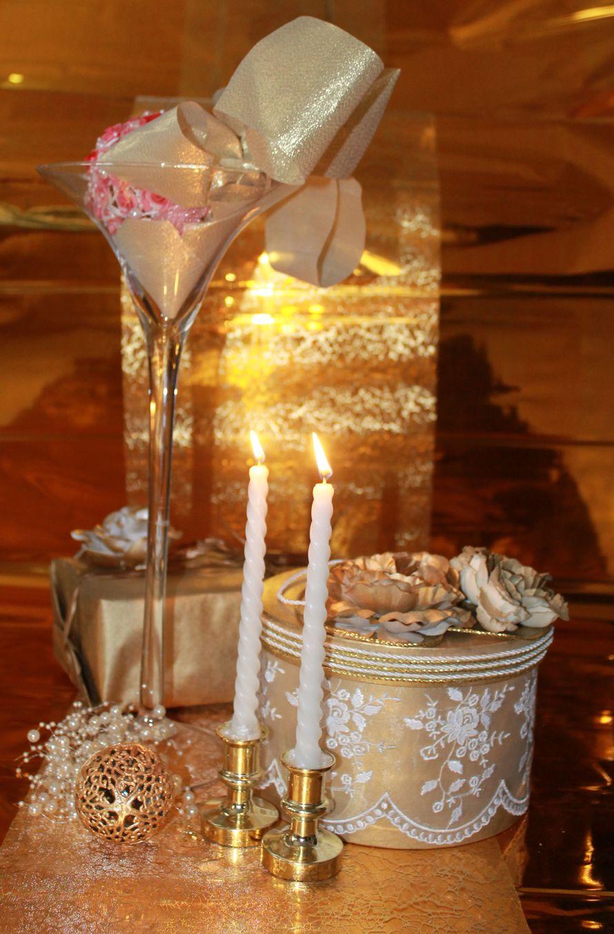 Фото 4098269 в коллекции Свадебная коллекция - Звездный блюз - студия свадебного декора
