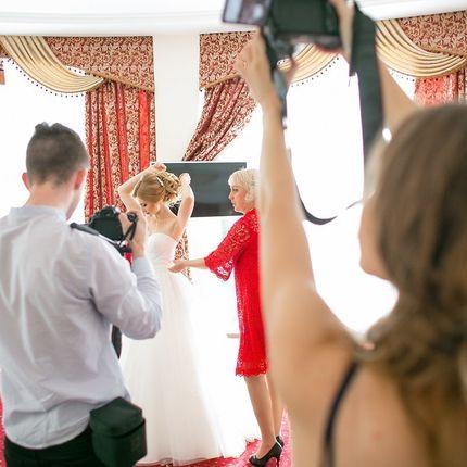 Свадебный видеоклип - 2 оператора