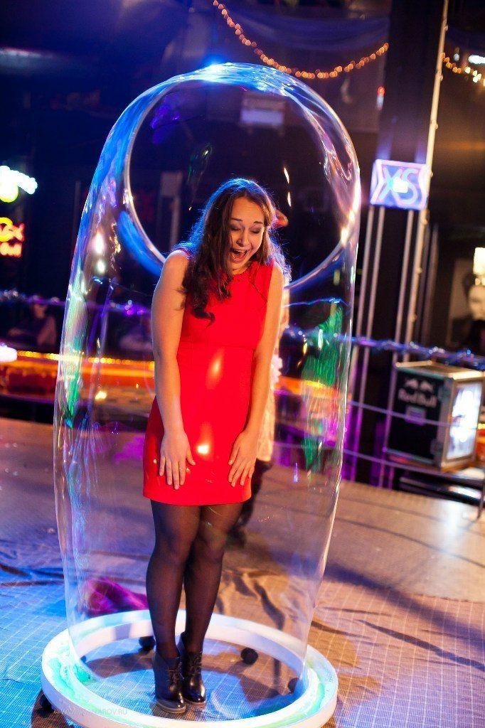 шоу гигантских мыльных пузырей - фото 4106429 Еvent-агентство Фрайday - артисты