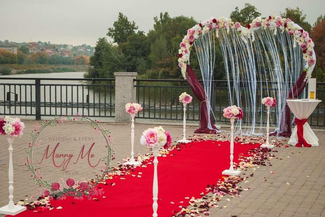 Фото 12327134 в коллекции Выездная церемония - Студия декора MarryMe