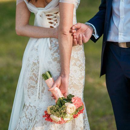Съёмка свадьбы от сборов до торта