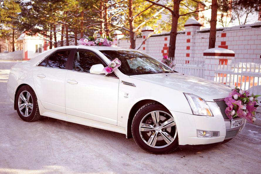 Фото 4115959 в коллекции свадебный автомобиль Cadillac CTS - Cadillac CTS - аренда авто на свадьбу