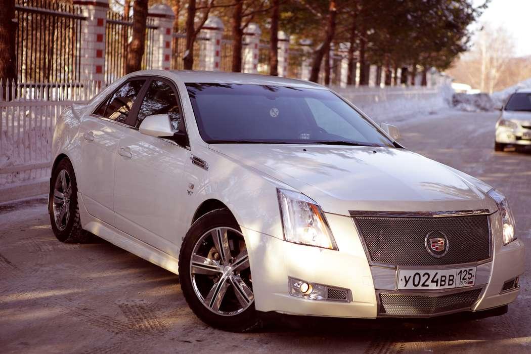 Фото 4115995 в коллекции свадебный автомобиль Cadillac CTS - Cadillac CTS - аренда авто на свадьбу