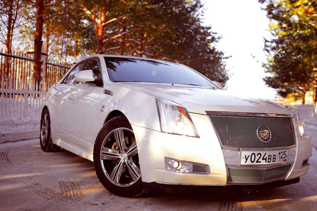 Фото 4115997 в коллекции свадебный автомобиль Cadillac CTS - Cadillac CTS - аренда авто на свадьбу