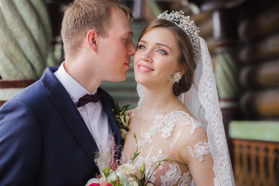 нежная невеста - фото 16960696 Стилист-визажист Крашенинникова Елена