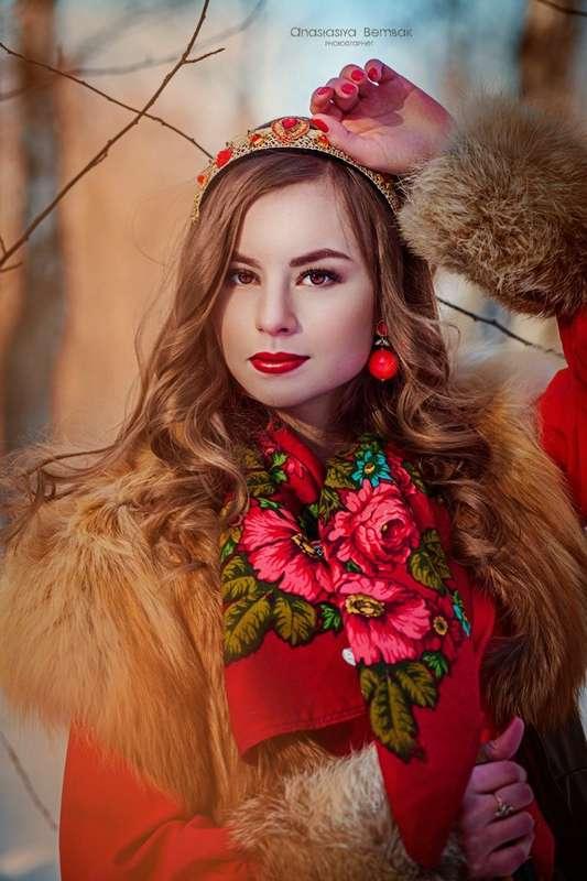 Фото 4126881 в коллекции Портфолио - Визажист-стилист Тульникова Олеся