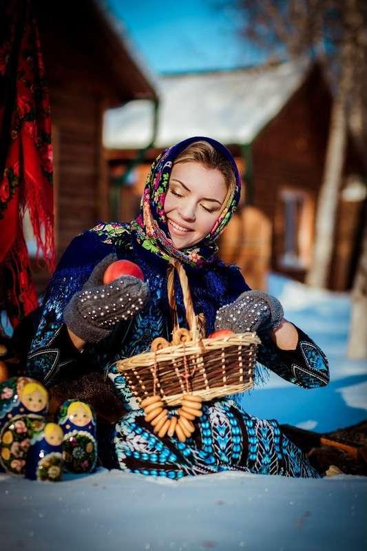 Фото 4126883 в коллекции Портфолио - Визажист-стилист Тульникова Олеся