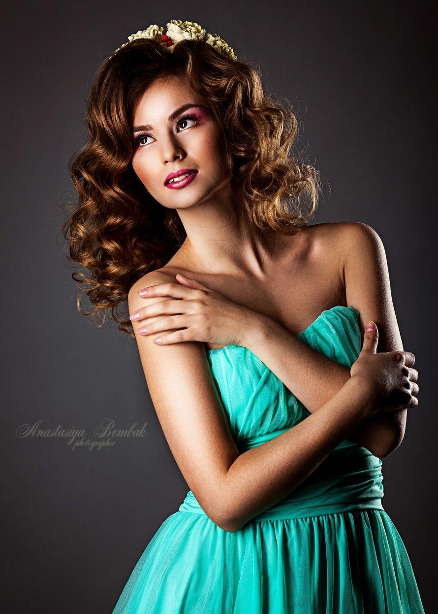 Фото 4127119 в коллекции Портфолио - Визажист-стилист Тульникова Олеся
