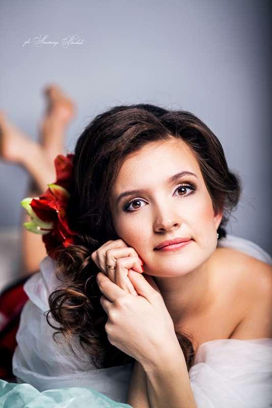 Фото 4244257 в коллекции Портфолио - Визажист-стилист Тульникова Олеся