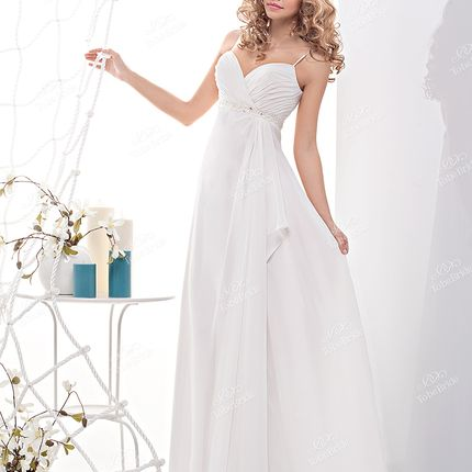 Свадебное платье ампир Tobebride