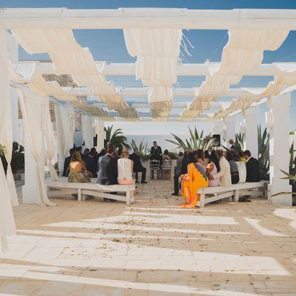 Символическая свадьба в Апулии