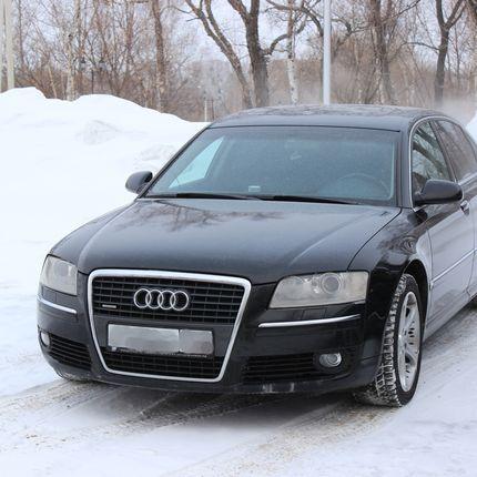 Аренда Audi A8