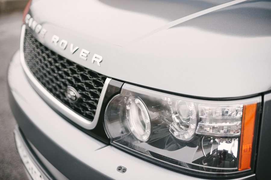 Фото 4172145 в коллекции Range Rover Sport - IstinaCar - аренда автомобиля
