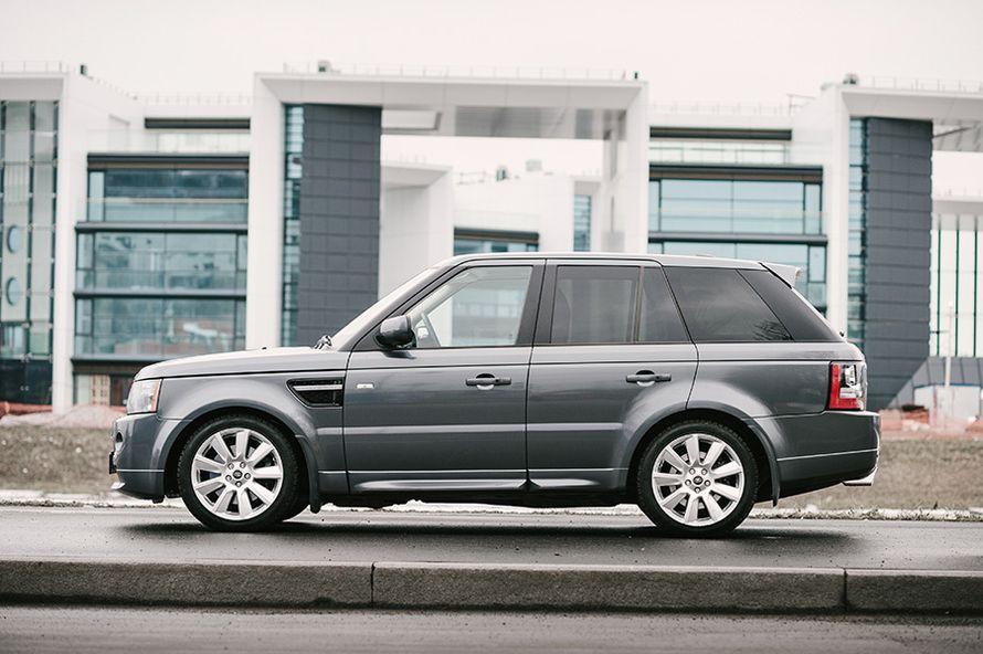 Фото 4172149 в коллекции Range Rover Sport - IstinaCar - аренда автомобиля