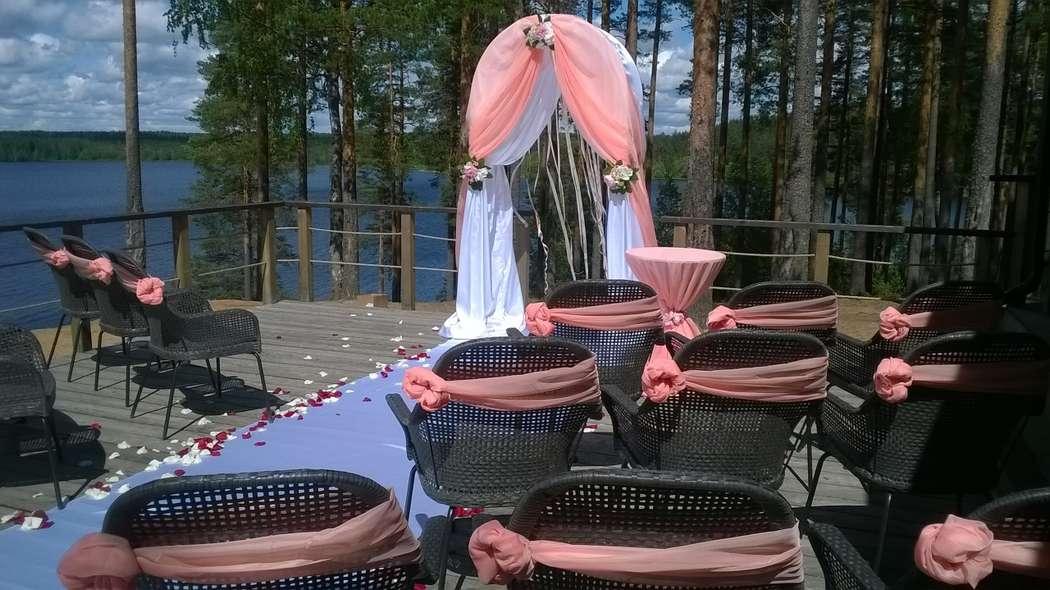 Фото 12059514 в коллекции Оформление свадеб - Творческая мастерская Ирины Соловьевой
