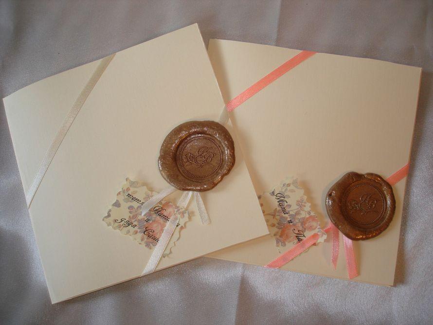 Фото 12059576 в коллекции Приглашения на свадьбу, свадебные приглашения - Творческая мастерская Ирины Соловьевой