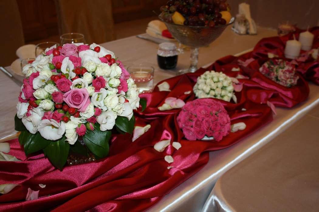 Фото 12059682 в коллекции Оформление свадеб - Творческая мастерская Ирины Соловьевой
