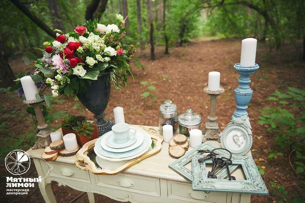 Фото 4192831 в коллекции Иван и Катя август 2014 - Мятный Лимон мастерская декораций