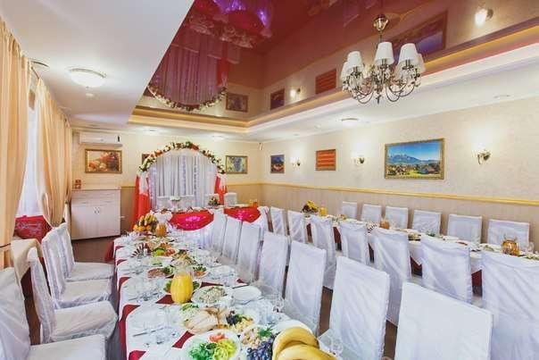 Украшения на ваш выбор и вкус. Для торжеств от 80 гостей - в подарок! - фото 4237675 Ресторан Merlot