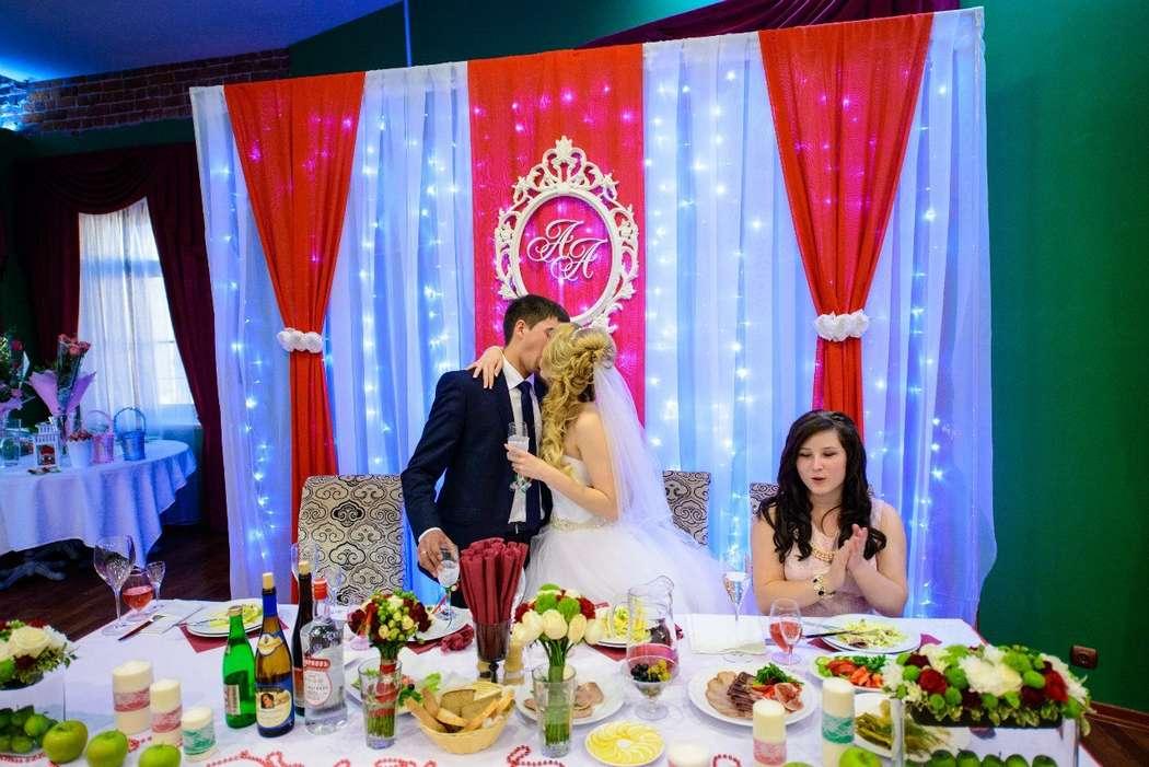 Первый - фото 4358001 Свадебный распорядитель - Olga Gift