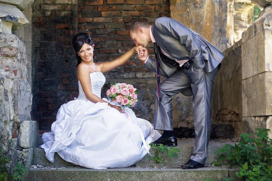 Фото 4250297 в коллекции Свадебные фотографии - Фотограф Александр Лавренчук