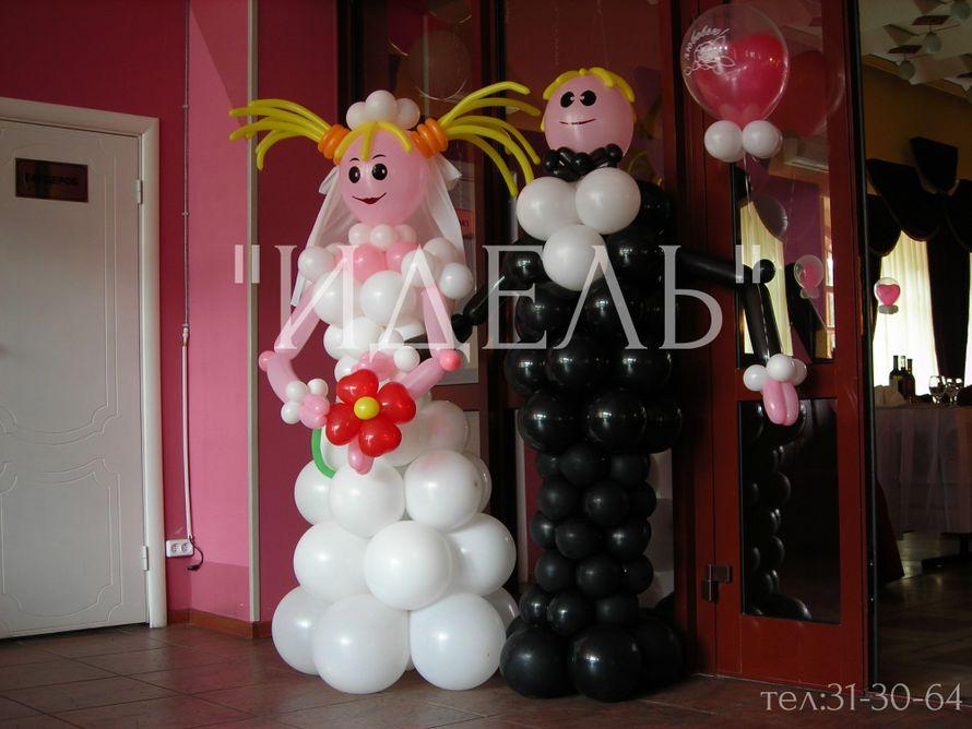 Фото 4288733 в коллекции Свадьба - ИДЕЛЬ - оформление торжеств