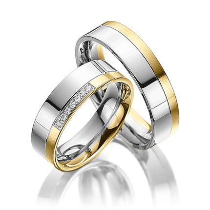 Обручальные кольца, Модель 17-058