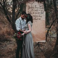 """Соня и Влад. Свадебная фотосессия в стиле """"Сонная Лощина"""". Осень 2015"""