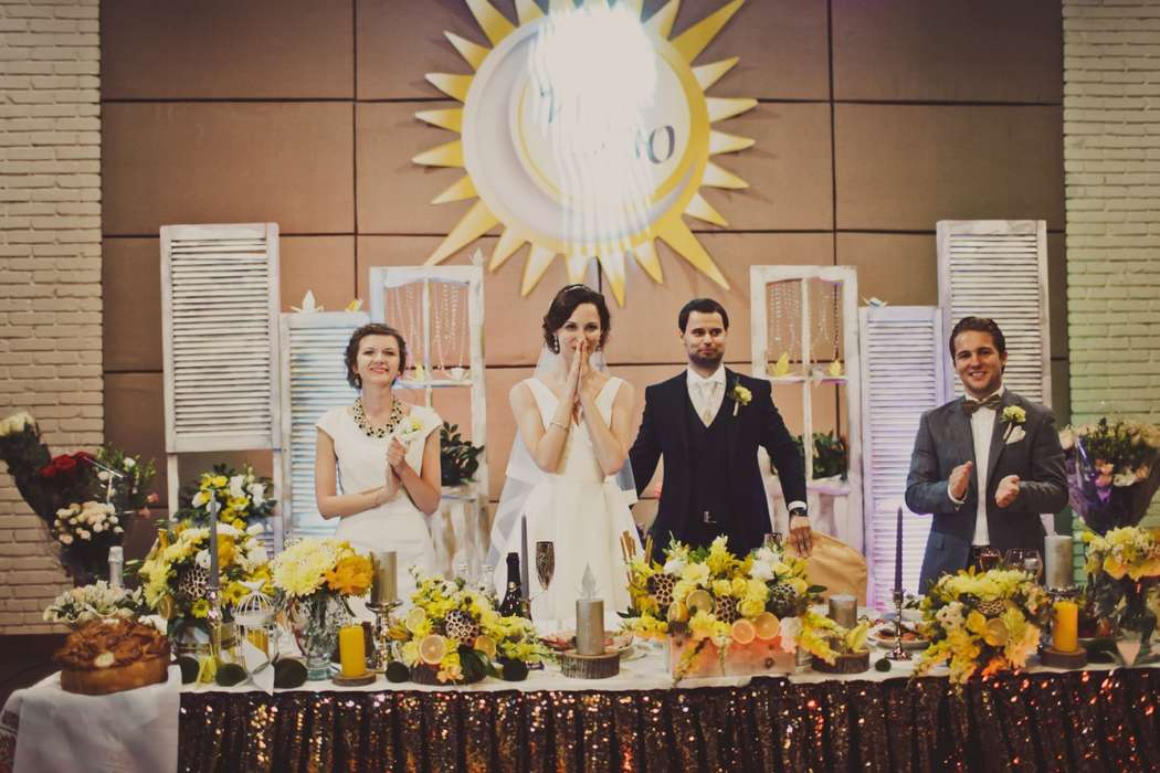 Фото 4349073 в коллекции Свадьба Юлии и Игоря - Event агенство Ян Шилко