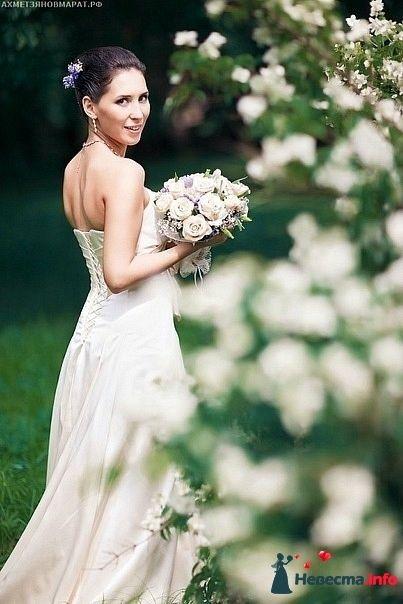 Фото 331252 в коллекции Свадебные прически - Стилист - визажист Ольга Жогина