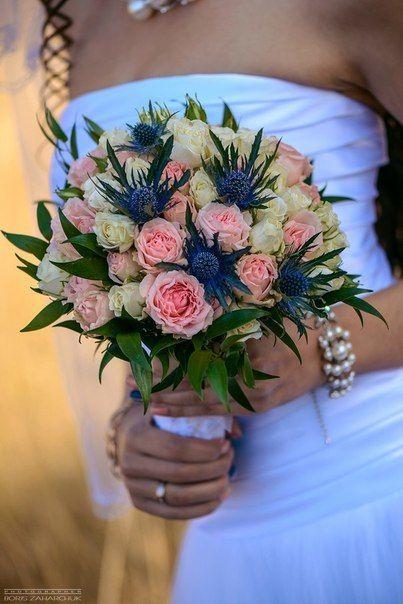 букет невесты - фото 4362657 Флорист Яковлева Светлана