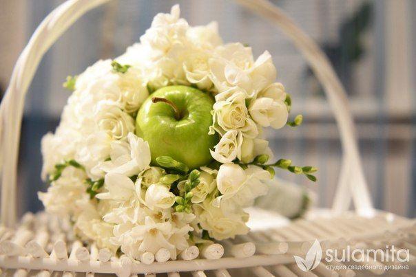 Букет невесты - фото 4362729 Флорист Яковлева Светлана