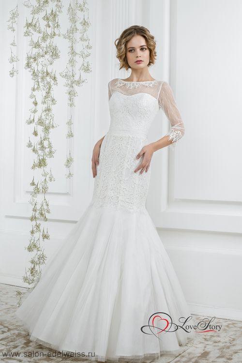 Свадебные платья Love Story 2015