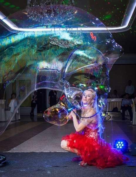 Фото 4430725 в коллекции Шоу гигантских мыльных пузырей - Bubble Show Ирины Сухоруковой
