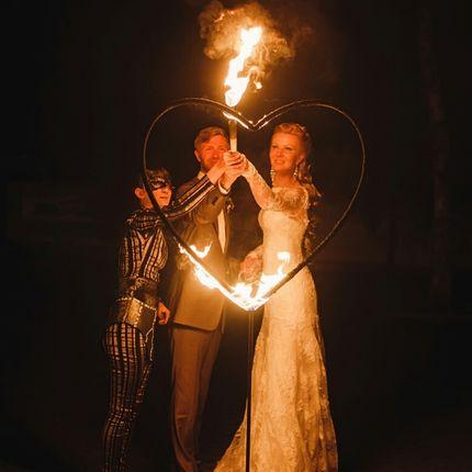 Пиротехническое и огненное шоу