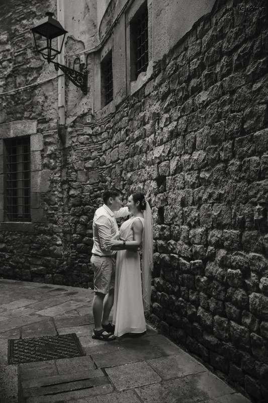 Фото 4467557 в коллекции Фотосессия в медовый месяц в Монтсеррат. - Фотограф в Испании, Барселоне, Ллорет де Мар,
