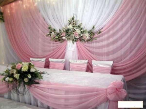 оформление в розовом цвете - фото 4552697 Ресторан Fly