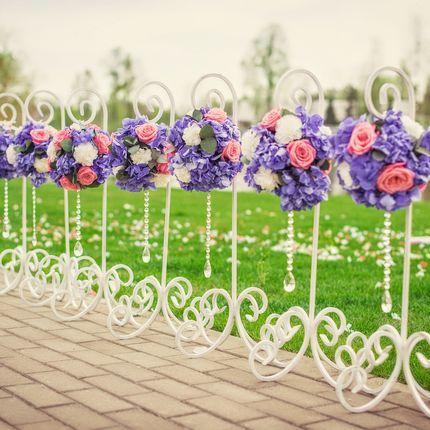 Свадебные стойки
