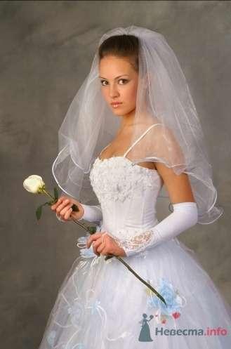 Фото 24373 в коллекции Свадебное фото (студия) - Матильда