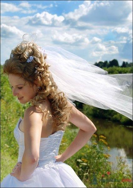 Фото 24376 в коллекции Свадебное фото (прогулка) - Матильда