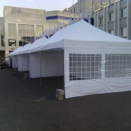 Аренда шатра 4х4м