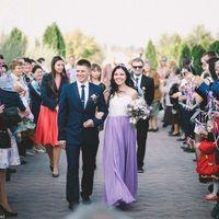 Свадьба Белоснежки Юлечки и Дмитрия