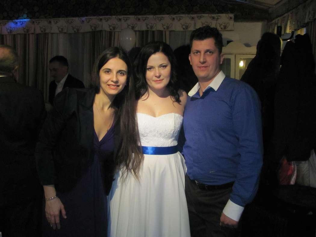 Свадьба креативных Алексея и Екатерины - фото 4599861 Ведущая праздничных событий Ольга Гадырка